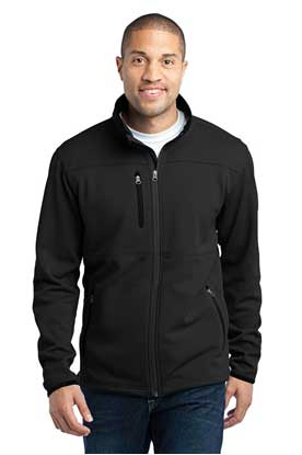 Picture of Port Authority ®  Tall Pique Fleece Jacket. TLF222