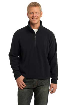 Picture of Port Authority ®  Tall Value Fleece 1/4-Zip Pullover. TLF218