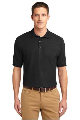 Picture of Port Authority ®  Tall Silk Touch™ Polo.  TLK500