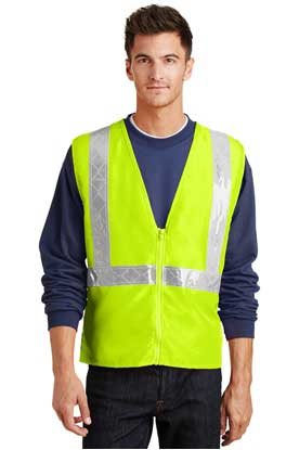 Picture of Port Authority ®  Enhanced Visibility Vest.  SV01