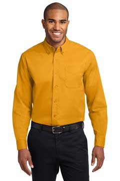 Picture of Port Authority ®  Extended Size Long Sleeve Easy Care Shirt.   S608ES