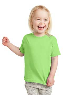 Picture of Rabbit Skins ™  Toddler Fine Jersey Tee. RS3321