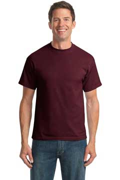 Picture of Port & Company ®  Tall Core Blend Tee. PC55T