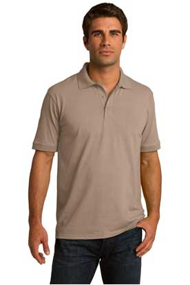 Picture of Port & Company ®  Tall Core Blend Jersey Knit Polo. KP55T