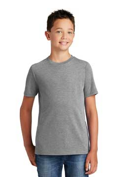 Picture of District Made  ®  Youth Perfect Tri  ®  Crew Tee. DT130Y