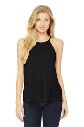 Picture of BELLA+CANVAS  ®  Women's Flowy High-Neck Tank. BC8809