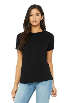 Picture of BELLA+CANVAS  ®  Women's Relaxed Jersey Short Sleeve Tee. BC6400