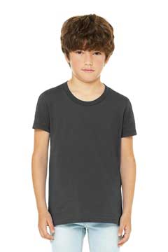 Picture of BELLA+CANVAS  ®  Youth Jersey Short Sleeve Tee. BC3001Y