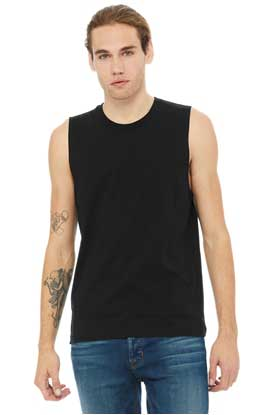 Picture of BELLA+CANVAS  ®  Unisex Jersey Muscle Tank. BC3483
