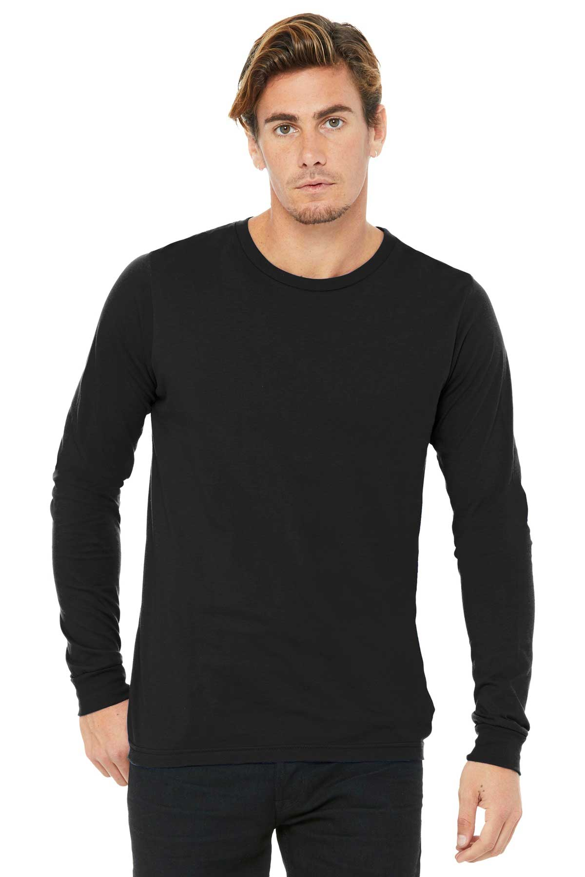 Picture of BELLA+CANVAS  ®  Unisex Jersey Long Sleeve Tee. BC3501