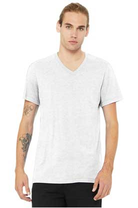 Picture of BELLA+CANVAS  ®  Unisex Jersey Short Sleeve V-Neck Tee. BC3005
