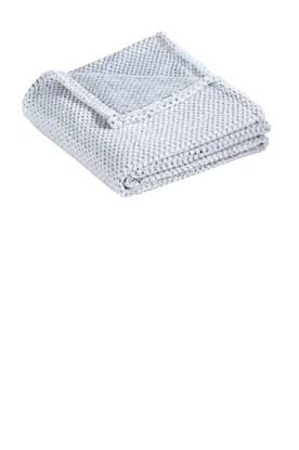 Picture of Port Authority  ®  Plush Texture Blanket. BP35