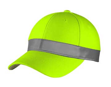 Picture of CornerStone  ®  ANSI 107 Safety Cap. CS802