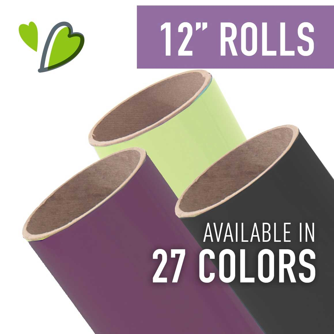 """Picture of Siser® EasyPSV™ Removable - 12"""" Rolls"""