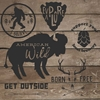 Picture of Rugged Masculine SVG Cut File Bundle | Adventure