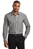 Port Authority  ®  Slim Fit SuperPro  ™  Oxford Shirt. S661