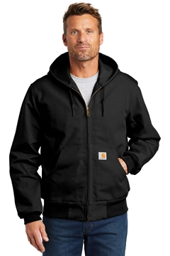 Carhartt® Thermal-Lined Duck Active Jac. CTJ131