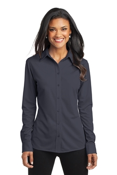Port Authority ®  Ladies Dimension Knit Dress Shirt. L570