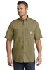 Carhartt Force® Ridgefield Solid Short Sleeve Shirt. CT102417