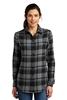Port Authority ®  Ladies Plaid Flannel Tunic . LW668
