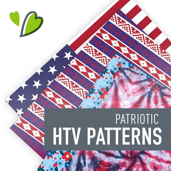 Picture of Patriotic HTV Patterns