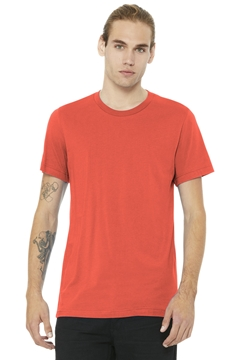 BELLA+CANVAS  ®  Unisex Jersey Short Sleeve Tee. BC3001
