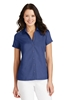 Port Authority ®  Ladies Textured Camp Shirt. L662