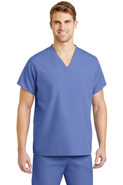 CornerStone ®  - Reversible V-Neck Scrub Top.  CS501