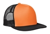 District ®  - Flat Bill Snapback Trucker Cap. DT624