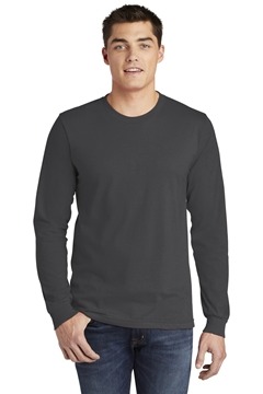 American Apparel® Fine Jersey Long Sleeve T-Shirt. 2007W