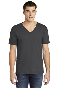 American Apparel® Fine Jersey V-Neck T-Shirt. 2456W