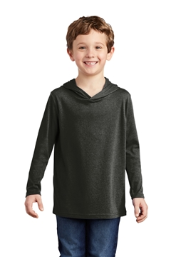 District® Youth Perfect Tri® Long Sleeve Hoodie DT139Y