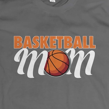 Picture of Happy Crafters Transfer - Basketball Mom