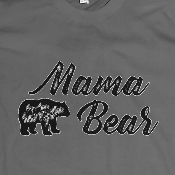 Picture of Happy Crafters Transfer - Mama Bear