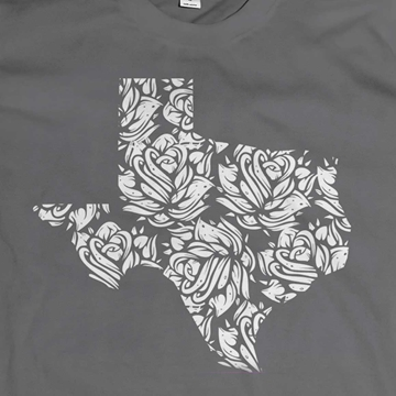 Picture of Happy Crafters Transfer - Texas Flowers