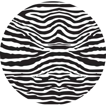 Picture of Happy Crafters Pattern Adhesive Vinyl - Zebra