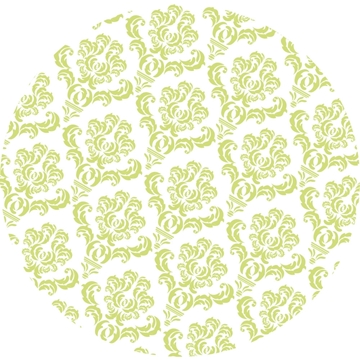 Picture of Happy Crafters Pattern Adhesive Vinyl - Margarita Damask