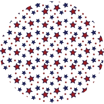 Picture of Happy Crafters Pattern Adhesive Vinyl - Rustic Stars
