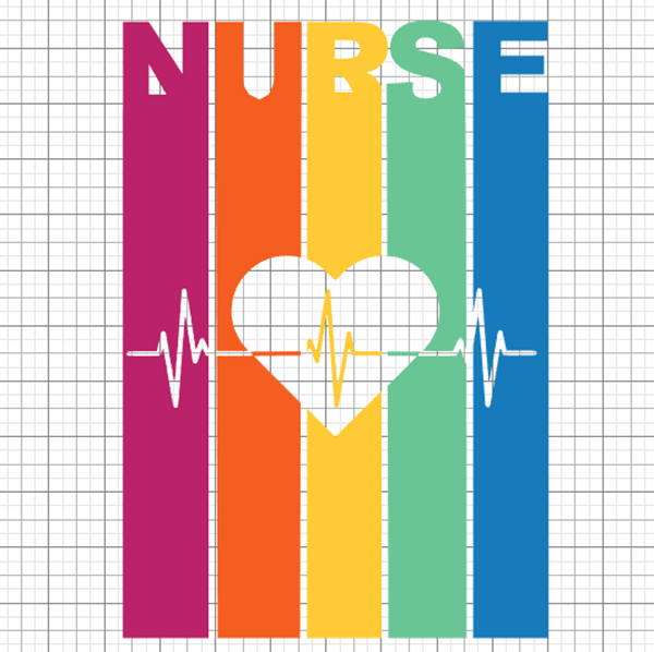 Free Nurse Svg Happy Crafters