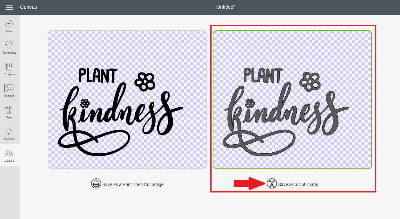 Create Custom Hand Lettering in Cricut Design Space | Using the